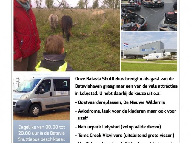 poster-batavia-shuttlebus-naar-attracties
